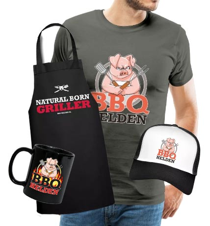 BBQ-Helden T-shirts